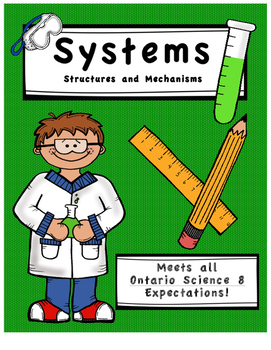 Full Comprehensive Unit - Structures/Mechanisms - Systems