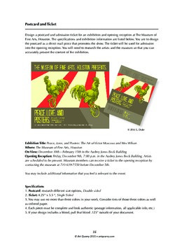 Graphic Design Level 3, Full Course Packet