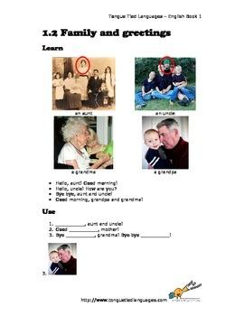 Full ESL curriculum, 30 lessons