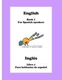 Full ESL curriculum, 30 lessons - Guia en español