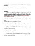 Full Essay Outline - Raise the Driving Age