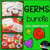 Bundle of Thematic Germ Activities and Printables for Pres