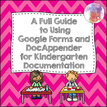 Full Google Form Electronic Documentation Tutorial!