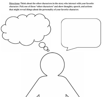 Full Lesson - Characterization