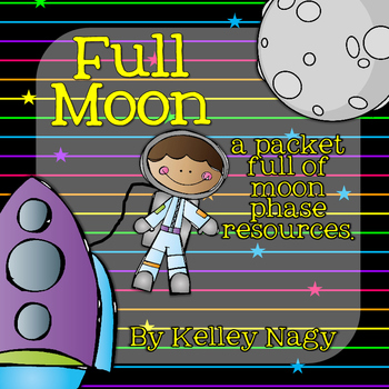 Moon Phases Resource Packet