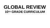 Full NYS 10th Grade Global History Review PPT