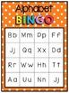 [Full-Page] (Rainbow Polka-Dot) Alphabet Bingo