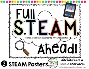 Full STEAM Ahead- Poster