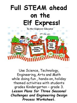 Full STEAM Ahead on the Elf Express