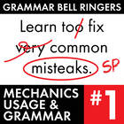 Full Semester of Grammar, Proofreading Lessons to Quickly Improve Teen Writers