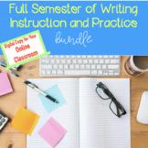 Full Semester of Writing Bundle