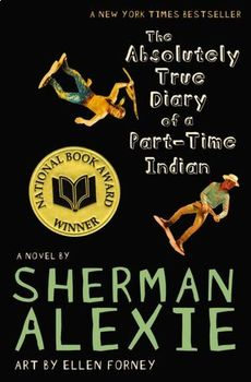 Full Set of 9 Reading Quizzes on Sherman Alexie's ...Diary of a Part-Time Indian