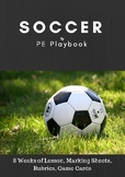 Full Soccer Unit - Lessons, Marking Sheets, Game Cards