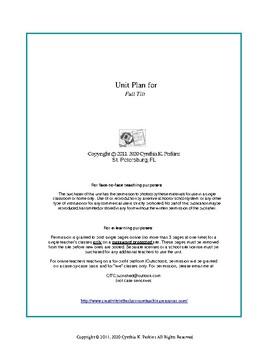 Full Tilt Complete Literature and Grammar Unit