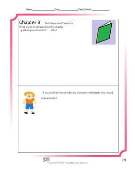 Full Tilt Novel Unit Plus Grammar