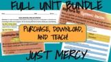 Full Unit: Bryan Stevenson's, Just Mercy