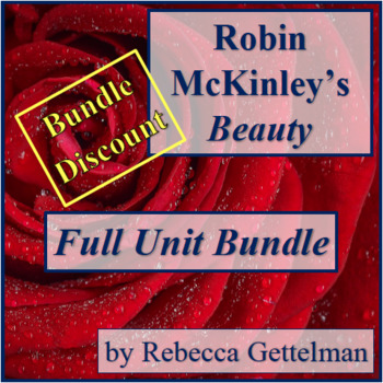 Full Unit Bundle for Robin McKinley's Beauty