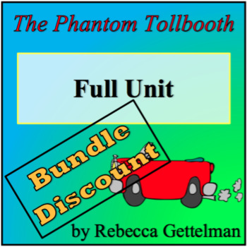 Full Unit Bundle for The Phantom Tollbooth