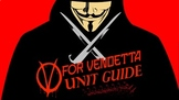 Full Unit Plan for Alan Moore's Graphic Novel V for Vendetta
