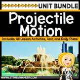 Full Unit-Projectile Motion