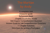 Full Unit for The Martian by Andy Weir
