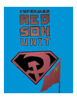 Full Unit on the graphic novel Superman Red Son