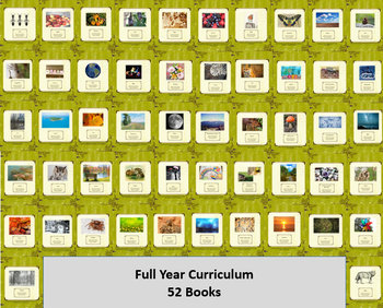 Full Year 52 Book Bundle-Nature Education-Stage 2 (Magic Forest Academy)
