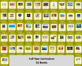 Full Year 52 Book Bundle-Nature Education-Stage 2 (Magic F