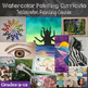 High School Art - Yearlong Watercolor & Acrylic Painting Course