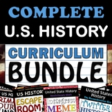 2 U.S. History Curriculum - American History Curriculum -