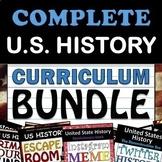 U.S. History Curriculum - American History Curriculum - Fu