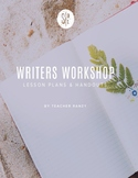 Full Year Writer's Workshop Longterm Plans