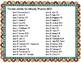 Full Year of Bible Verse Handwriting Cursive Practice: 3rd Grade