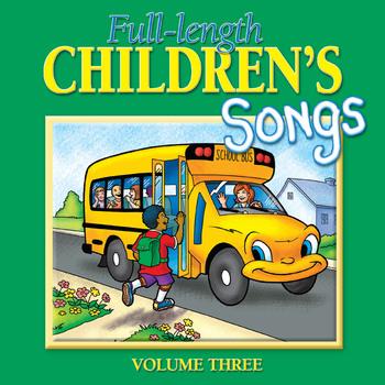Full-length Children's Songs Vol. 3
