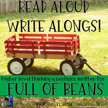 Full of Beans Read Aloud Write Along