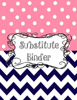 Fully Editable Substitute Binder