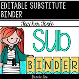 Fully Editable Substitute Binder