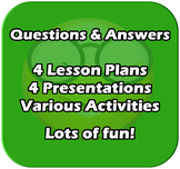 4 Lesson Unit - Bar Charts, Tally Charts, Pictograms, Ques