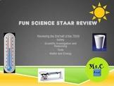 Fun 5th Grade Science STAAR Review