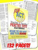 Fun ACT Prep English & Reading: Practice Tests Workbook 2nd ed.