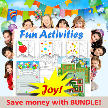 Fun Activities BUNDLE