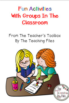 Fun Activities With Groups in the Classroom