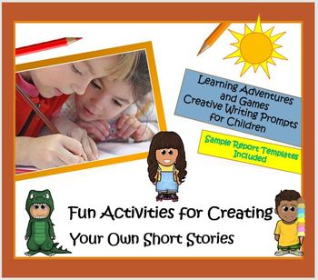 Fun Activities for Creating Your Own Short Stories