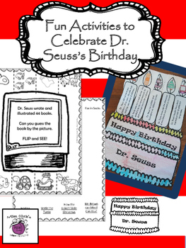 Fun Activities to Celebrate Dr. Seuss's Birthday