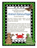 Fun Activities to accompany the Open Court Story Animal Camouflage