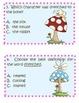Fun Activities to accompany the Open Court story Mushroom in the Rain