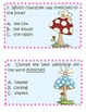 Fun Activities to accompany the Open Court story Mushroom