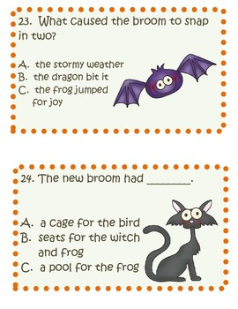Fun Activities to accompany the book Room on the Broom by Julia Donaldson