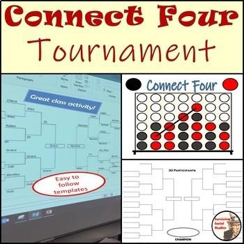 Fun Activity Before Break - Connect Four Tournament