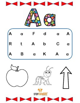 Fun Activity Pack - August